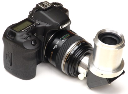 Digital upgrade for Kowa fx-50R with Canon 60mm lens