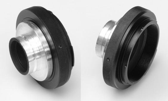 Zeiss 30mm photoport to T-mount digital camera adapter