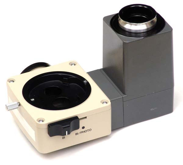 Olympus SZH beamsplitter with 38mm photoport repaired