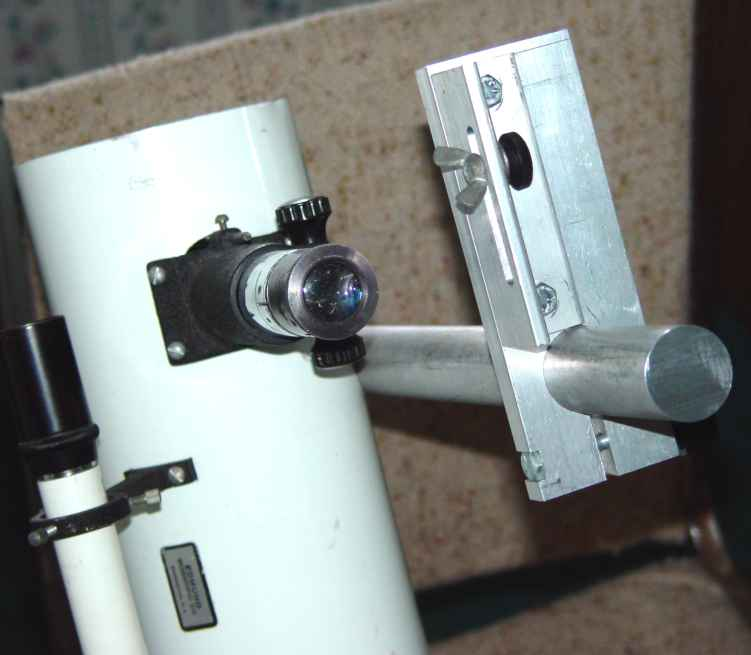 Making Digital Camera Telescope Adapters