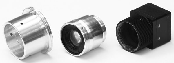 Zeiss OPMI to C-mount camera adapter